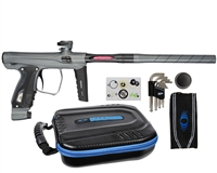SP Shocker XLS Paintball Gun - Pewter/Pewter/Black