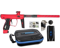 SP Shocker XLS Paintball Gun - Red/Red/Black