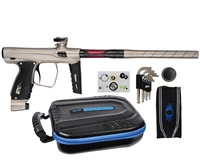 SP Shocker XLS Paintball Gun - Black/Black/Black