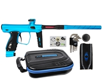 SP Shocker XLS Paintball Gun - Teal/Teal/Black