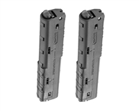 2 Pack Stark Pursuit 20 Round ZetaMag Gen 3 - TiPX/TPX - Black