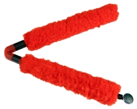 HK Army Blade Folding Swab & Squeegee - Red