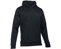 Under Armour Hooded Pull Over Sweatshirt - Storm AF Icon - Black (001)
