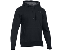 Under Armour Hooded Pull Over Sweatshirt - Storm Rival - Black (001)