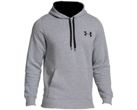 Under Armour Hooded Pull Over Sweatshirt - Storm Rival - Grey (025)
