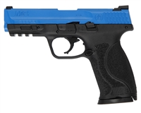 T4E .43 Cal Training Paintball Pistol - Smith & Wesson M&P 2.0 (2292125) - Blue