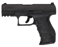 T4E .43 Cal Training Paintball Pistol - Walther PPQ M2 LE (2292101) - Black