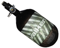 Valken 68/4500 Air Tank - Zero-G Phantom - Black
