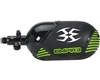 Empire Universal Rubber Tank Cover By Exalt - Black/Lime/White