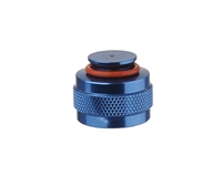Warrior Tank Thread Protector - Blue