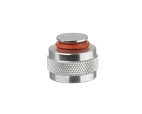 Warrior Tank Thread Protector - Silver