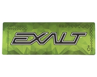 Exalt Soft Gun Tech Mat V2 - Large - Lime