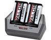 Tenergy 9.6V 230mAh Rechargeable Battery & Charger Kit - Valor