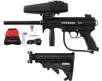 Tippmann Package Kit - A5 w/ Warrior Collapsible Stock
