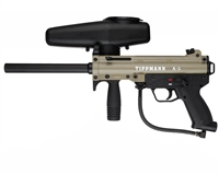 Tippmann A5 Semi Auto Paintball Marker - Dark Earth