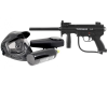 Tippmann A5 Semi Auto Paintball Marker Power Package