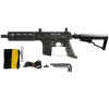 Tippmann US Army Project Salvo Paintball Marker - Black