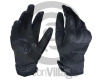 Tippmann Attack Hard Back Paintball Gloves - Black