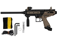 Tippmann .50 Cal Cronus Basic Gun - Black/Dark Earth