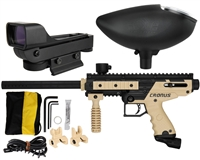 Basic Tippmann Cronus Paintball Gun Combo