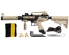 Tippmann Cronus Paintball Gun - Tactical Edition - Tan/Black
