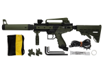 Tactical Tippmann Cronus Paintball Gun - Tactical Edition - Olive/Black