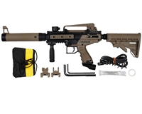 Tippmann Cronus Paintball Gun - Tactical Edition - Black/Dark Earth
