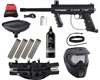 Tippmann 98 Custom ACT Platinum Series Epic Paintball Gun Package Kit
