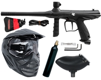 Tippmann Gryphon Paintball Gun Starter Kit - Black