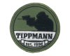 Tippmann Apparel Patch w/ Velcro