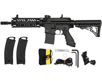 Tippmann TMC Paintball .50 Cal Rifle - Black/Black