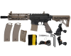 Tippmann TMC Paintball Rifle - Black/Tan