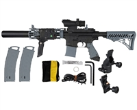 Tippmann TMC JM20 Paintball Marker - Black/Grey