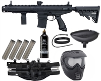 Tippmann Marker Package Kit - Epic - Stormer Elite Dual Fed
