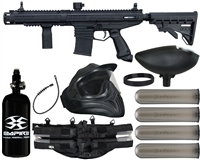 Tippmann Marker Package Kit - Legendary - Stormer Elite Dual Fed