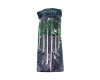 6 Piece Go-Through Handle Screwdriver Set