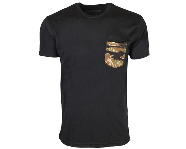 Exalt T-Shirt - Pocket - Jungle Tiger