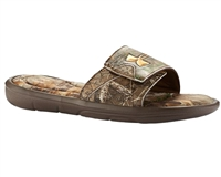 Under Armour Slide Sandals - Ignite Camo Realtree/Brown