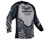 Valken Agility Paintball Jersey - V17 - Black/Grey