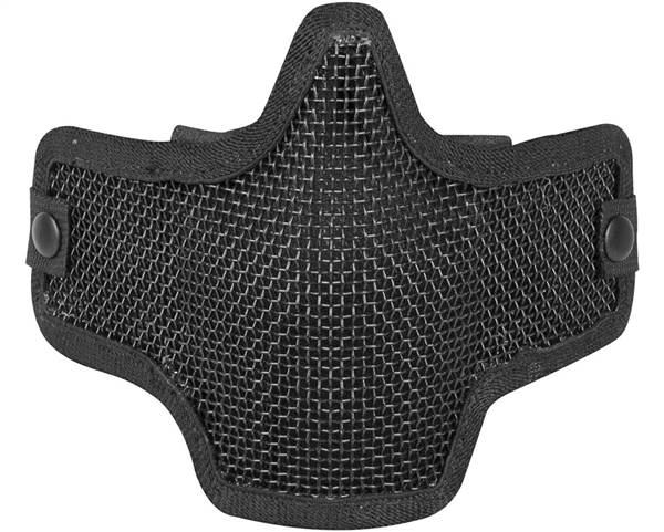 Valken Tactical Airsoft Mask - Kilo 2G Wire Mesh - Black