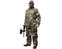 Valken Paintball Camouflage Coveralls