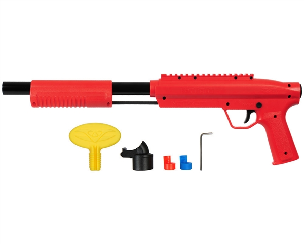 Valken Gotcha .50 Cal Paintball Shotgun - Red