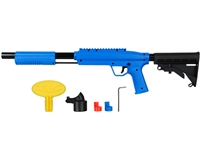 Valken Gotcha Tactical .50 Cal Paintball Shotgun w/ Stock - Blue
