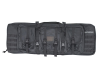 "Valken 36"" Double Rifle Tactical Gun Case - Black"