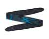 2015 Valken Redemption Vexagon Paintball Headband - Navy/Light Blue