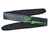 2015 Valken Redemption Vexagon Paintball Headband - Neon Green/Grey