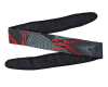 2015 Valken Redemption Vexagon Paintball Headband - Red/Grey