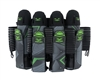 2015 Valken Redemption Vexagon Paintball Harness 4+7 - Neon Green/Grey