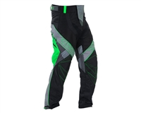 2015 Valken Redemption Vexagon Paintball Pants - Lime/Grey