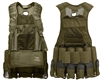 Valken V-Tac Echo Paintball Vest - Olive